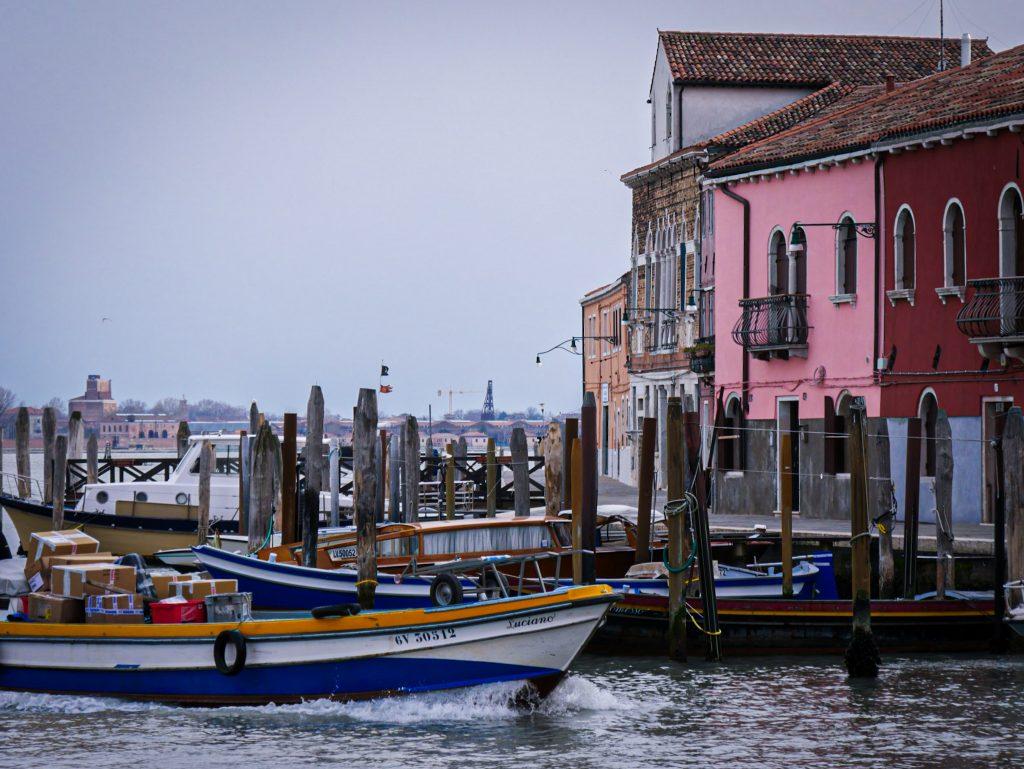 Boats - Murano - Venice
