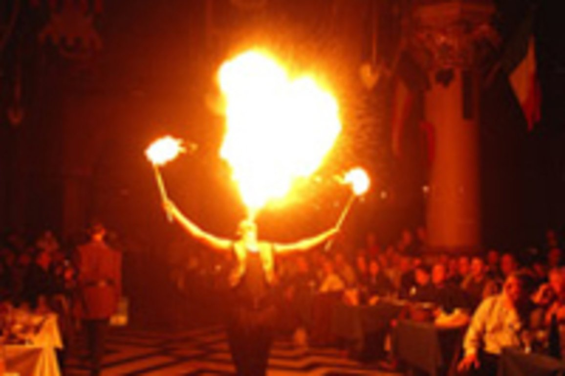 Bruges Medieval Dinner & Show Tickets