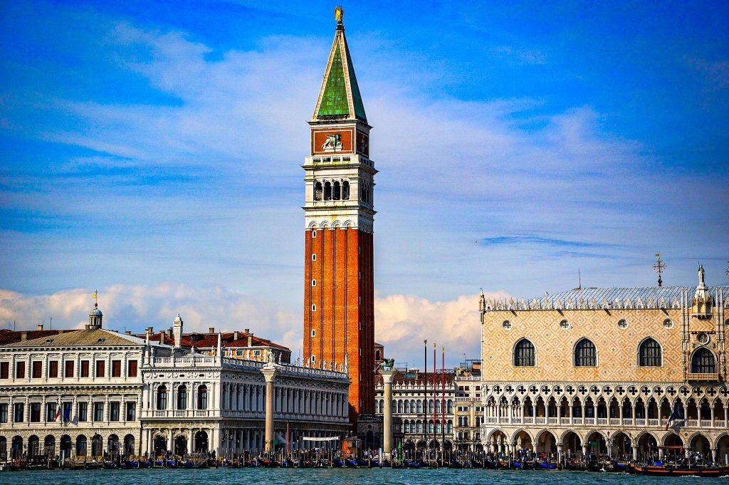 Campanile de Saint Marc à Venise