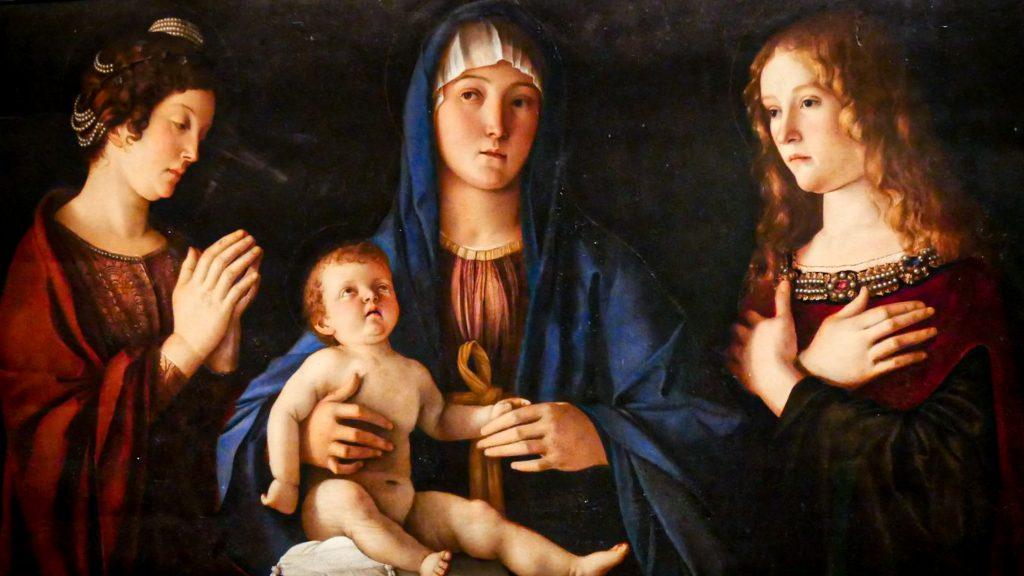 Gallery dell'Accademia Venice - Giovanni Bellini