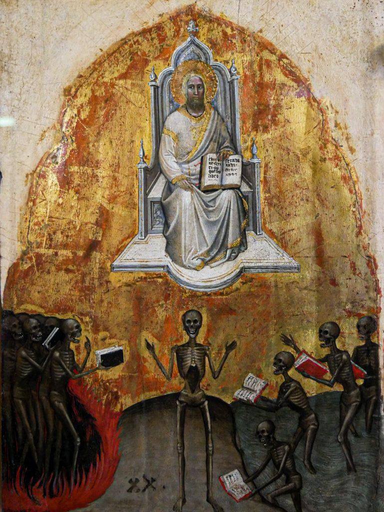 Gallerie dell'Accademia - Venise - peinture médiévale