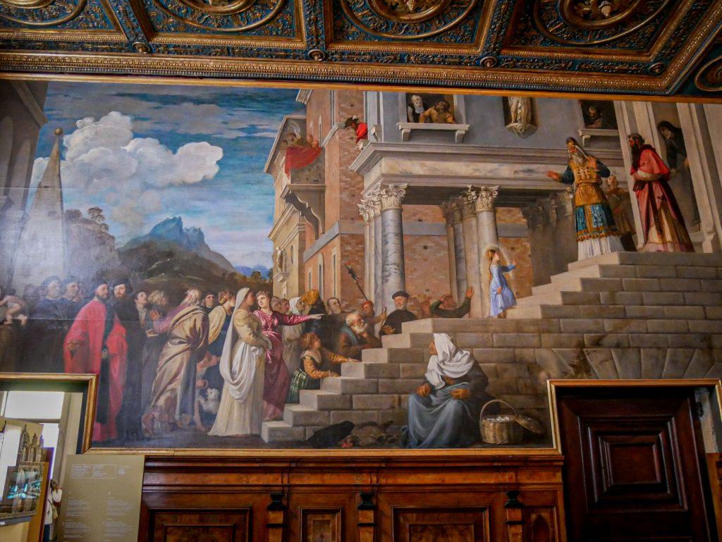 Gallerie dell'Accademia de Venise - Le Titien