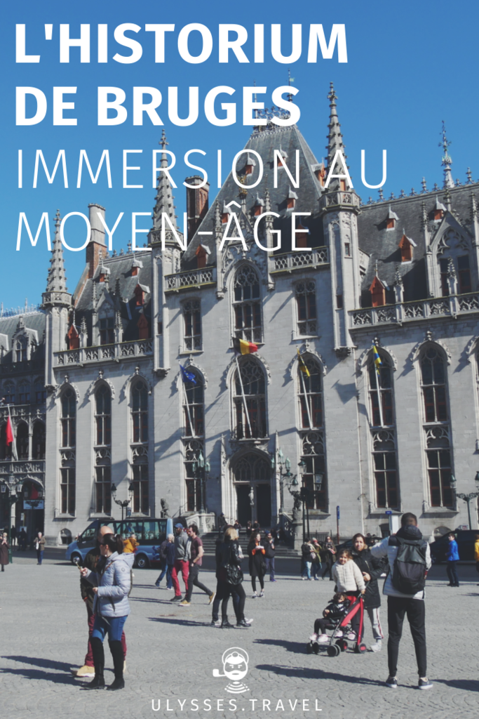 Historium de Bruges - immersion au Moyen-Âge