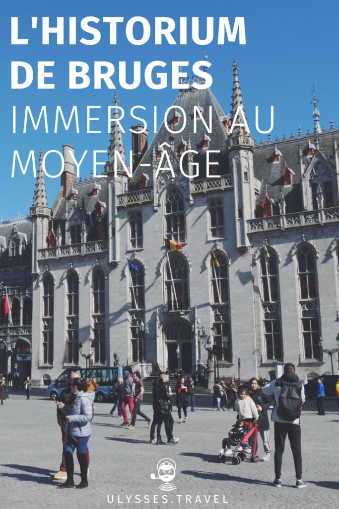 Historium Brugge - interactive tour of Medieval Bruges