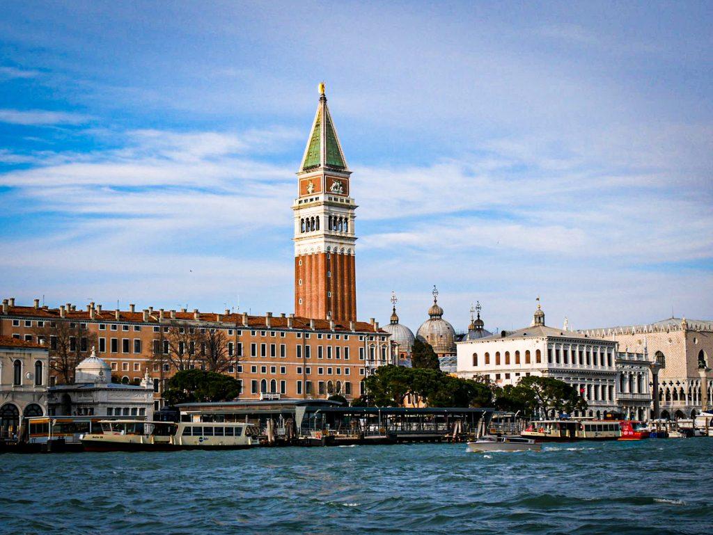 St. Mark's Campanile Venice