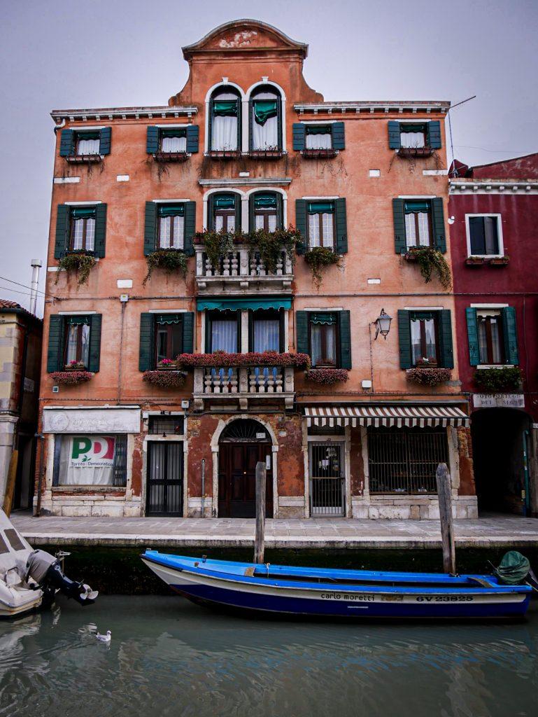 Maison - Murano - Venise