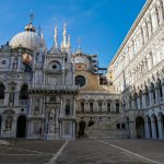 Doge's Palace - Venice - Inner courtyard