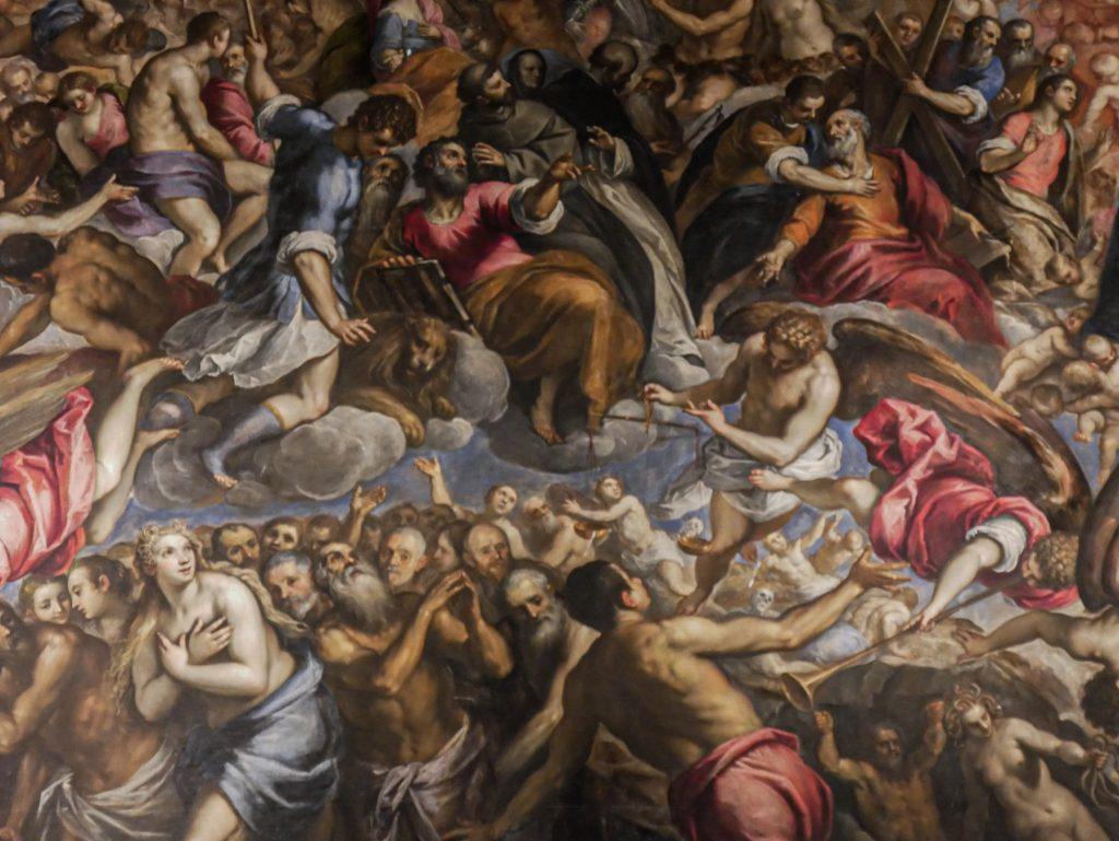 Palais  des Doges - Venise -oeuvre d'art