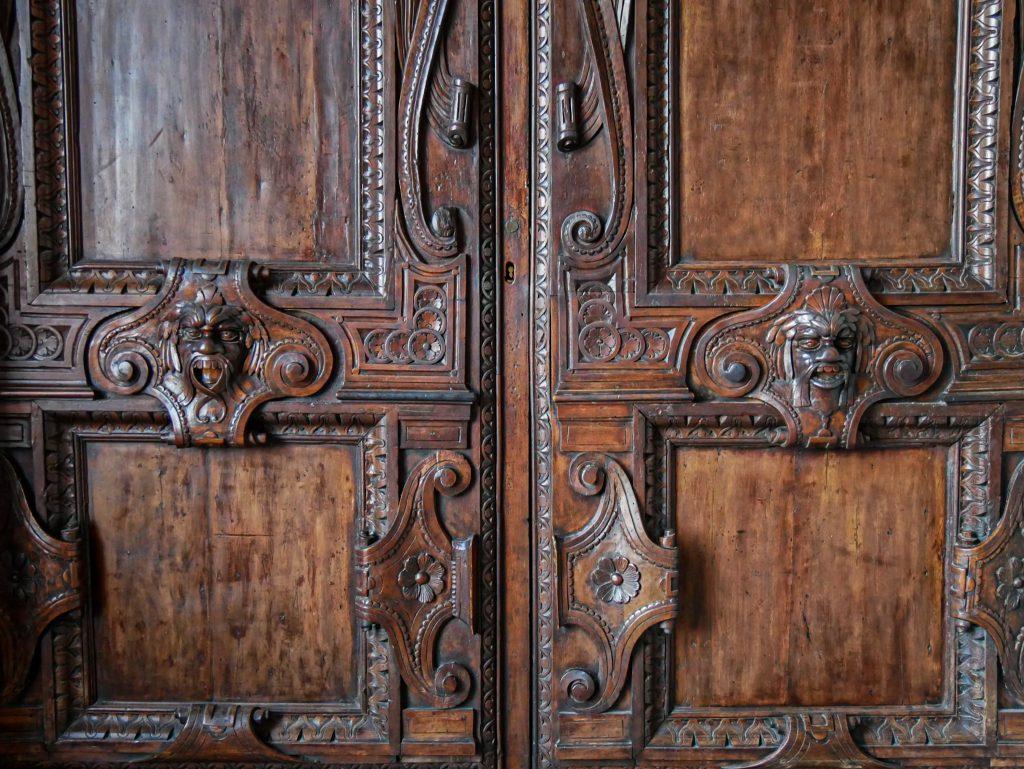 Porte - Palais des Doges de Venise