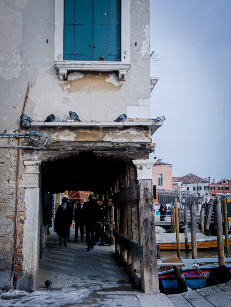 Passage - Murano - Venise