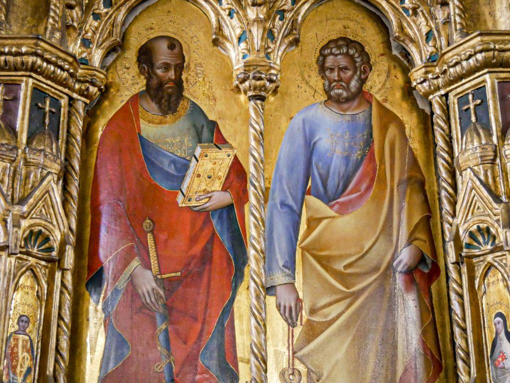 Peinture médiévale - Gallerie dell'Accademia Venise