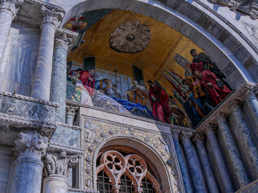 Portal - St. Mark's Basilica Venice