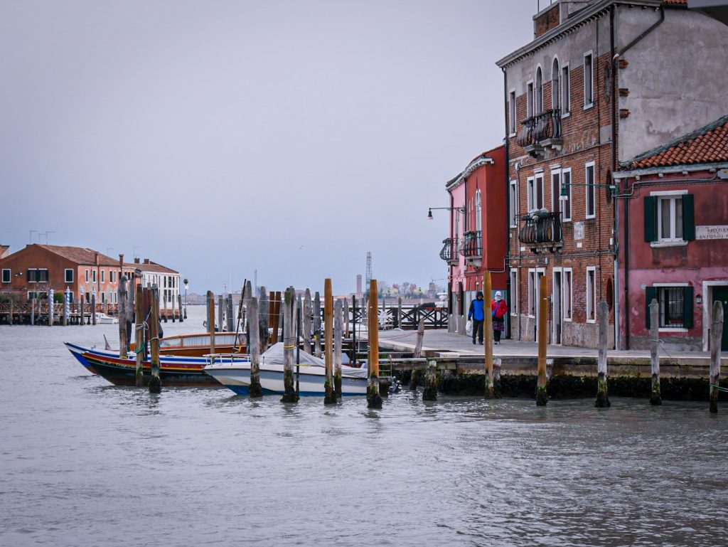 Quai - Murano - Venise