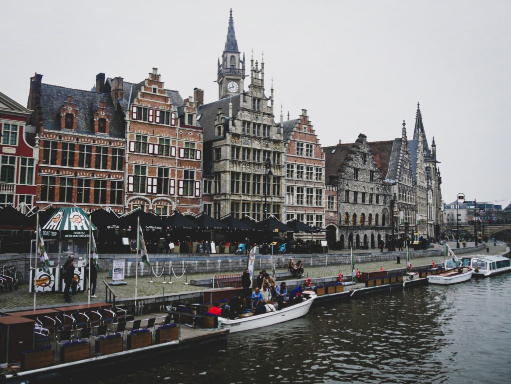 Ghent-boat
