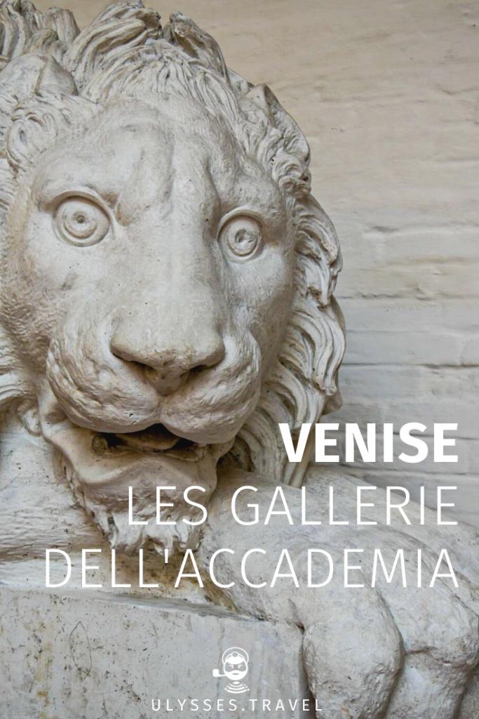 Les Gallerie dell'Accademia de Venise