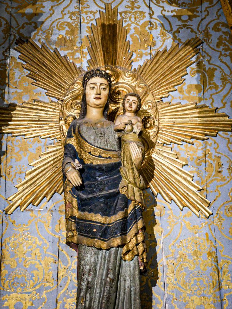 Cathédrale de Porto - statue