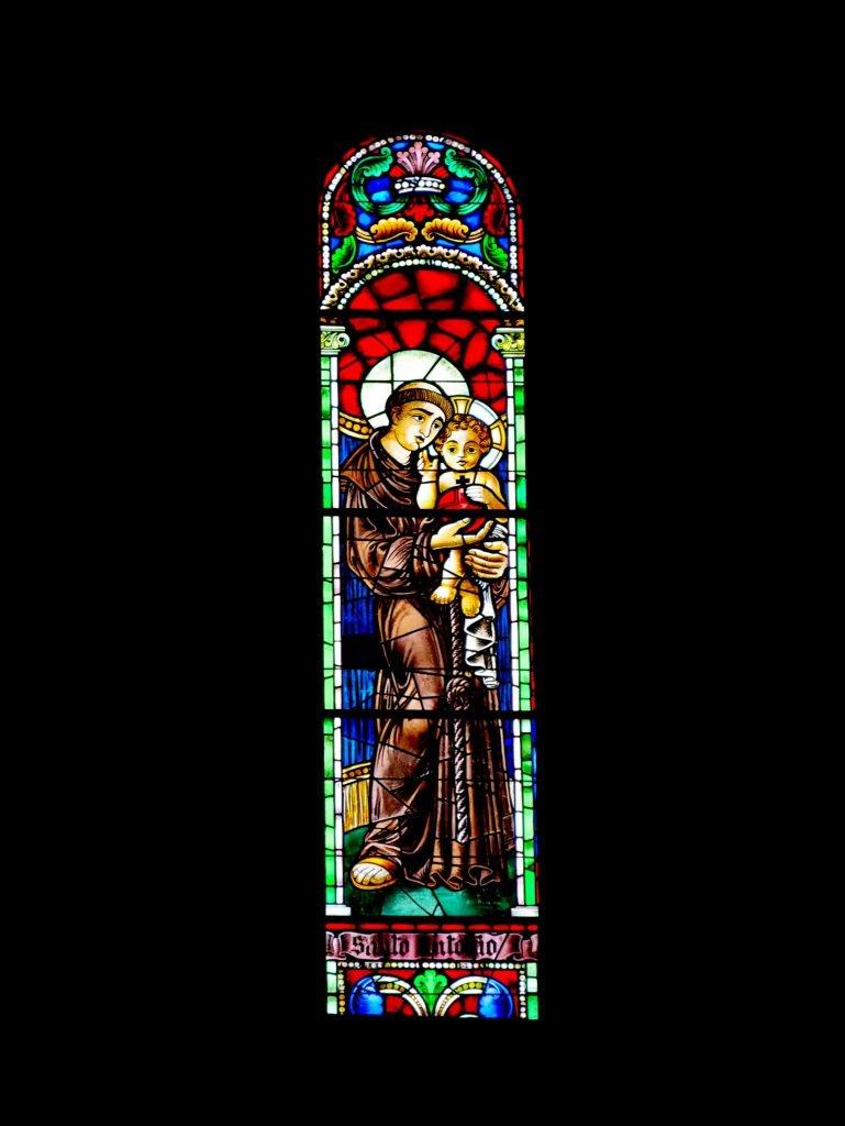 Cathédrale de Porto - vitrail