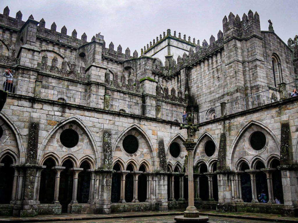 Cloître - Cathédrale de Porto