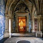 Cloître de la Cathédrale de Porto