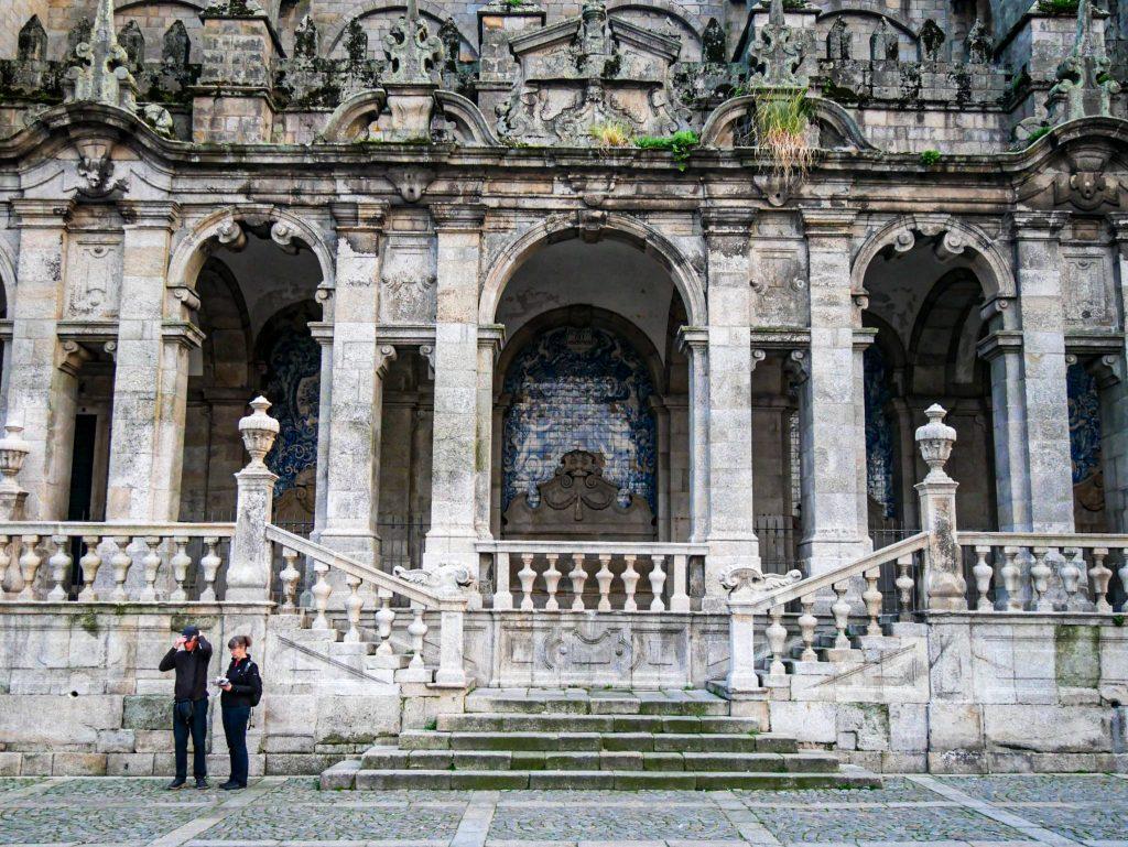 Loggia - Sé - Cathédrale de Porto