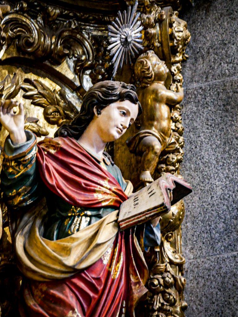 Ornement Église des Clercs Porto