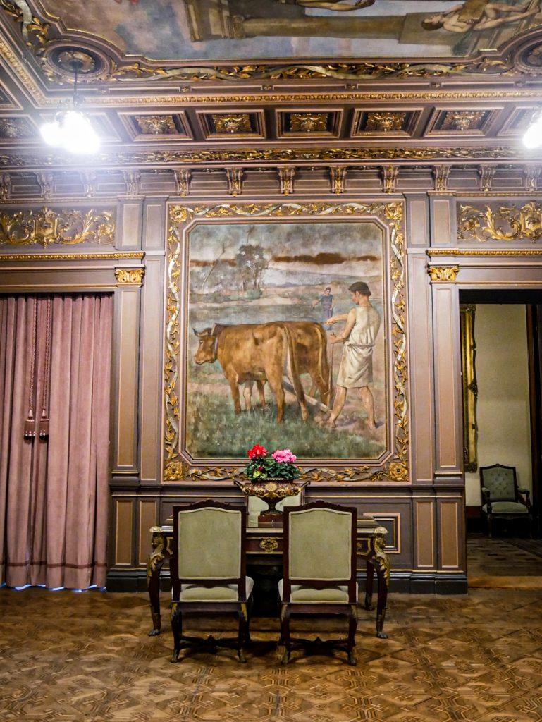 Palacio da Bolsa - Salle du Président