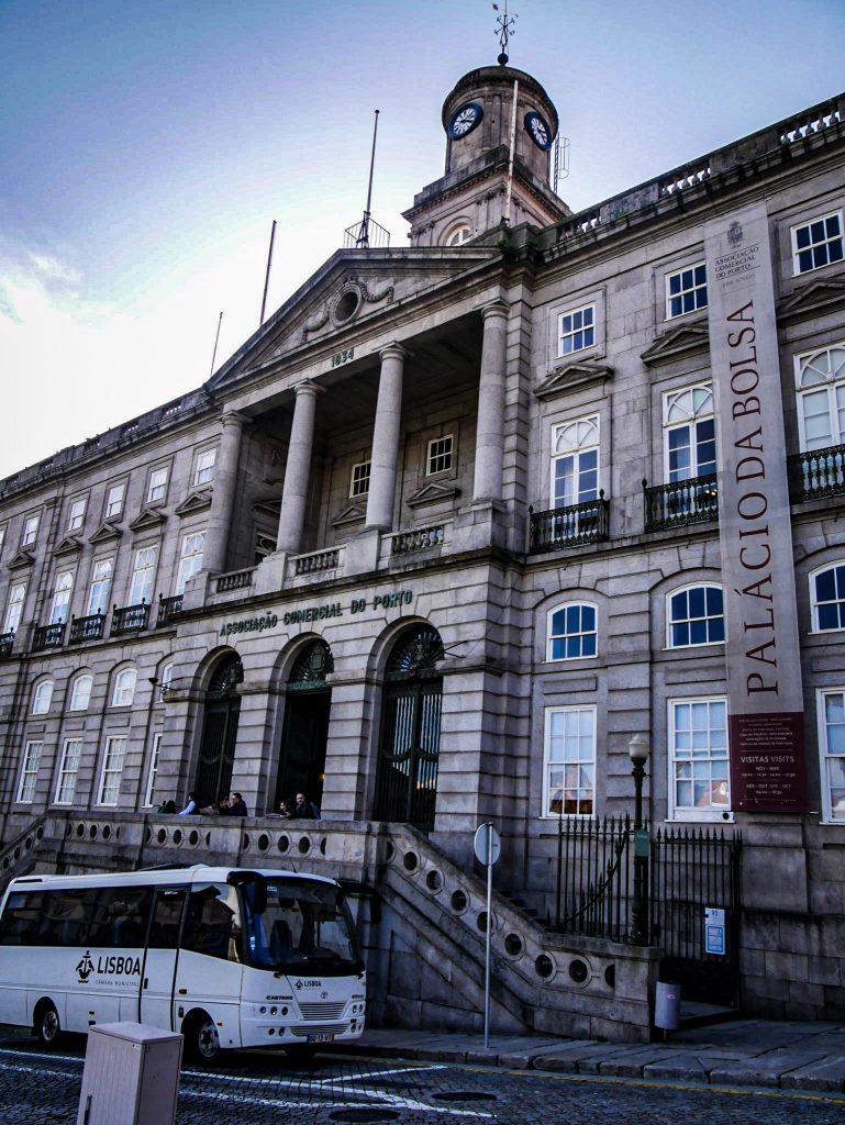 Palacio da Bolsa - extérieur