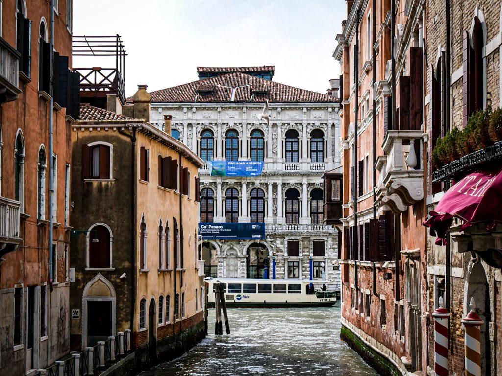 Que faire à Venise ? Palais Ca' Pesaro
