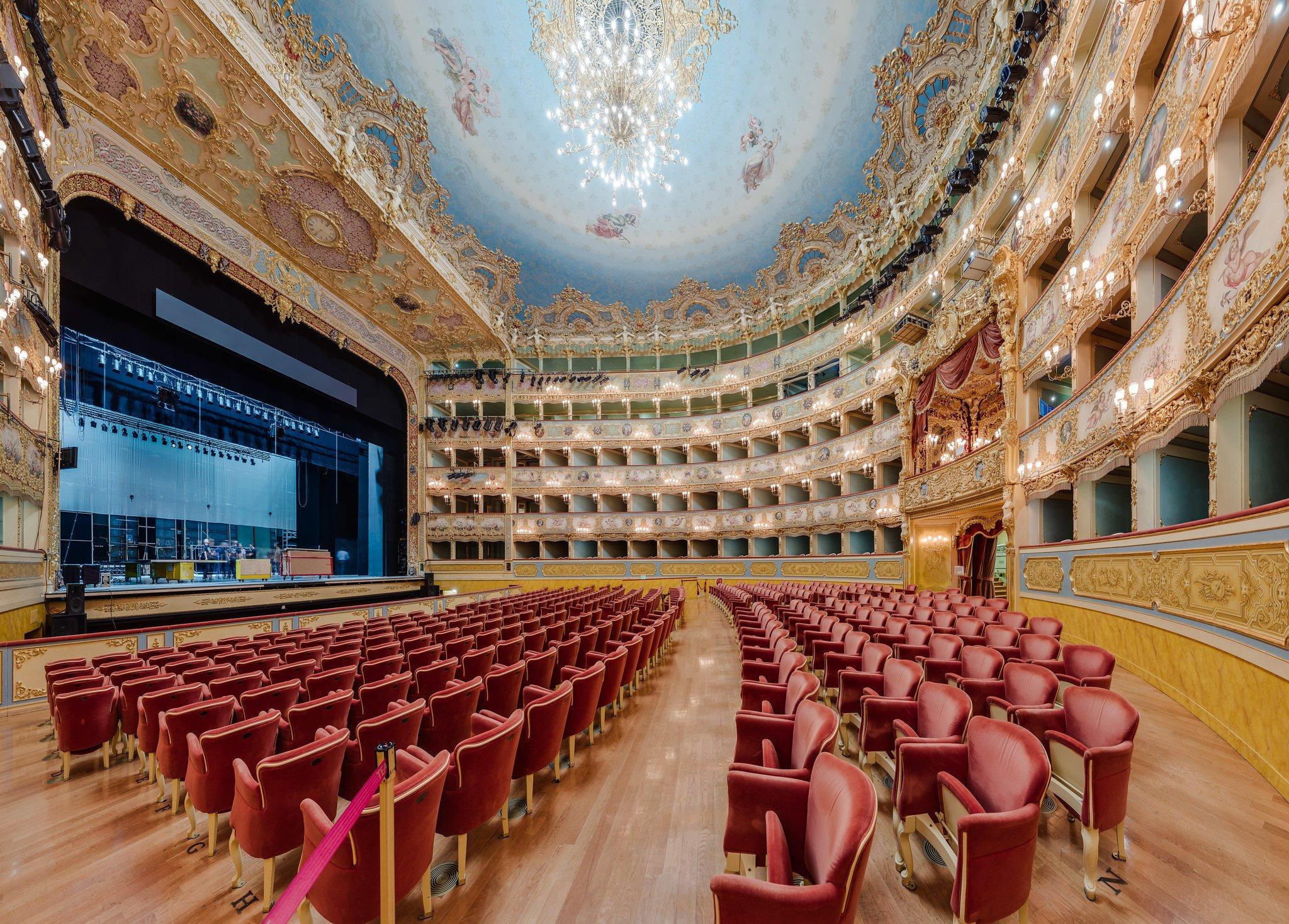 La Fenice Theatre - Venice