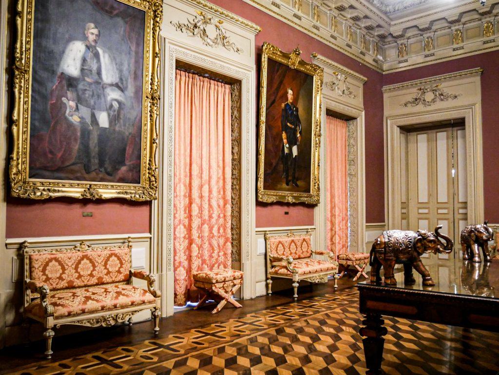 Salle des portraits - Palacio da Bolsa