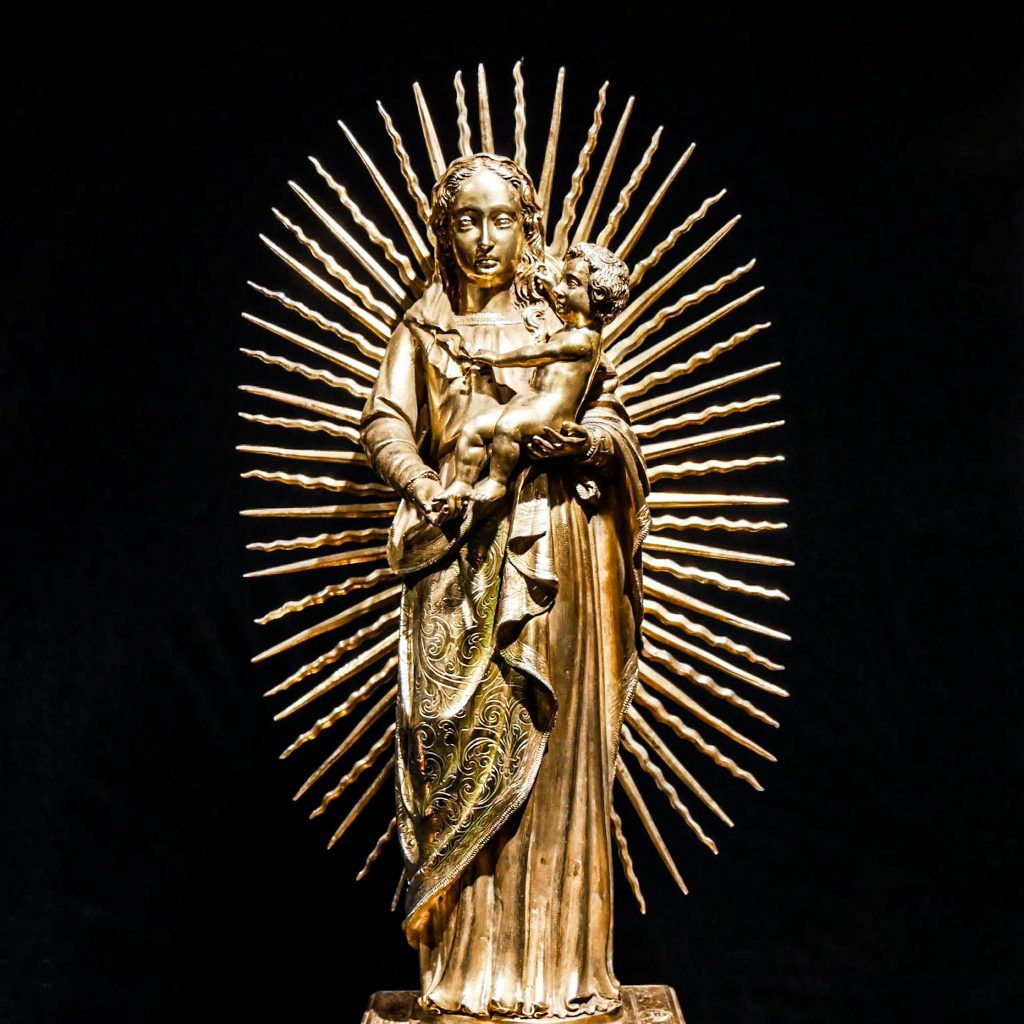 Salle du trésor - Cathédrale de Porto - Sé
