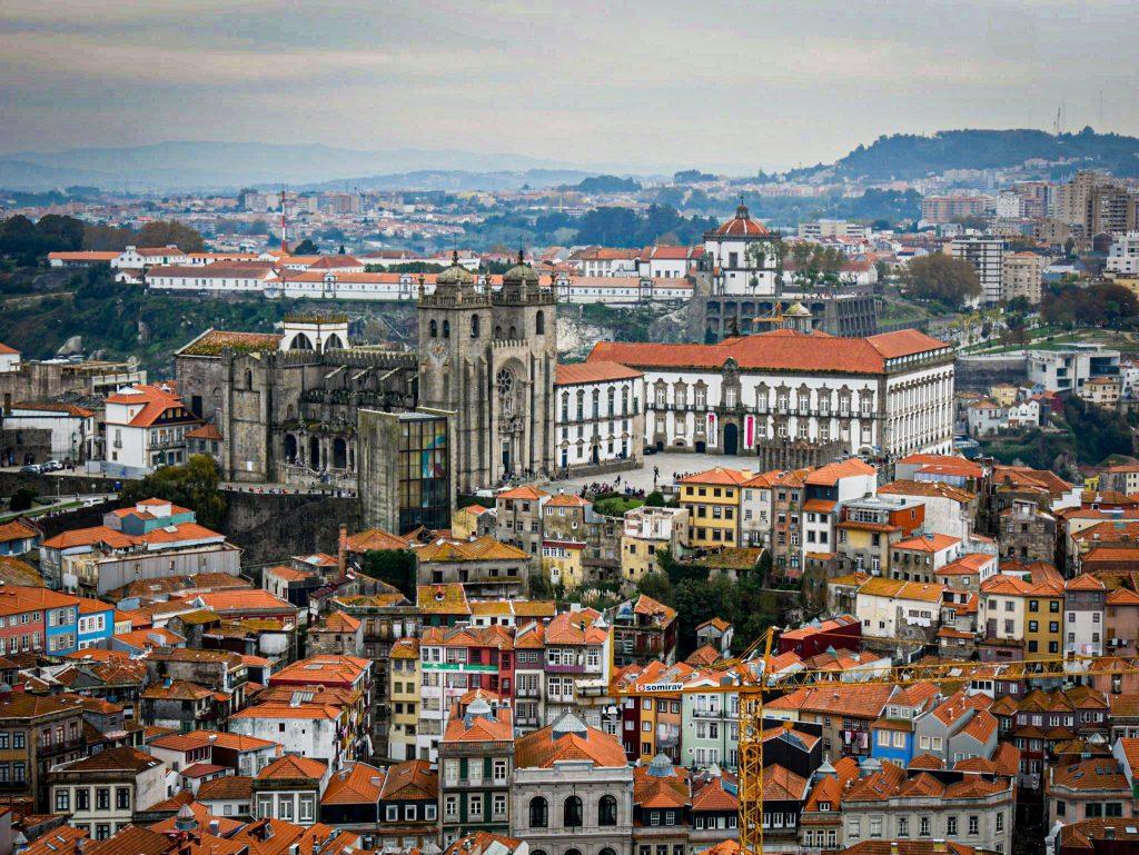 Tour des Clercs Porto
