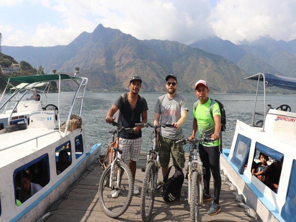 mountain biking - atitlan - viator