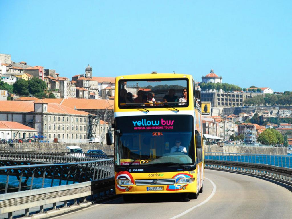 bus porto