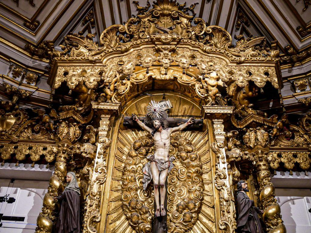 Église São Francisco de Porto - art sacré