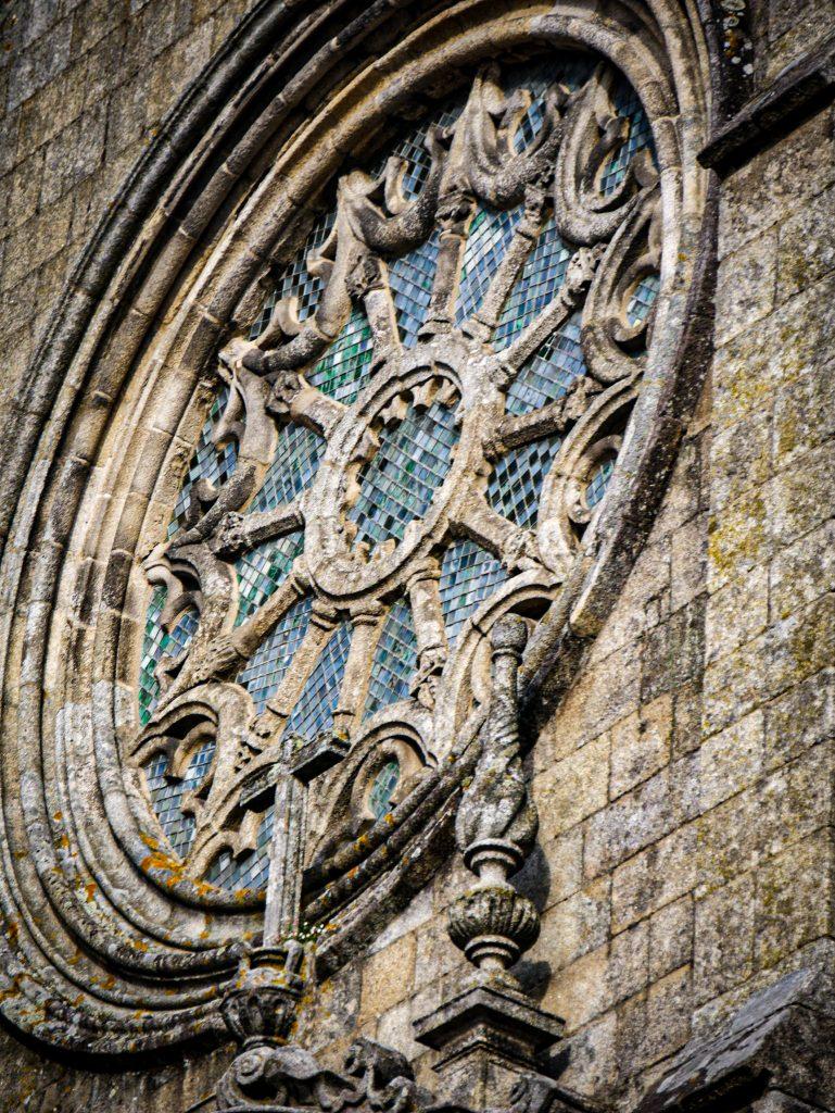 Église São Francisco de Porto - rosace