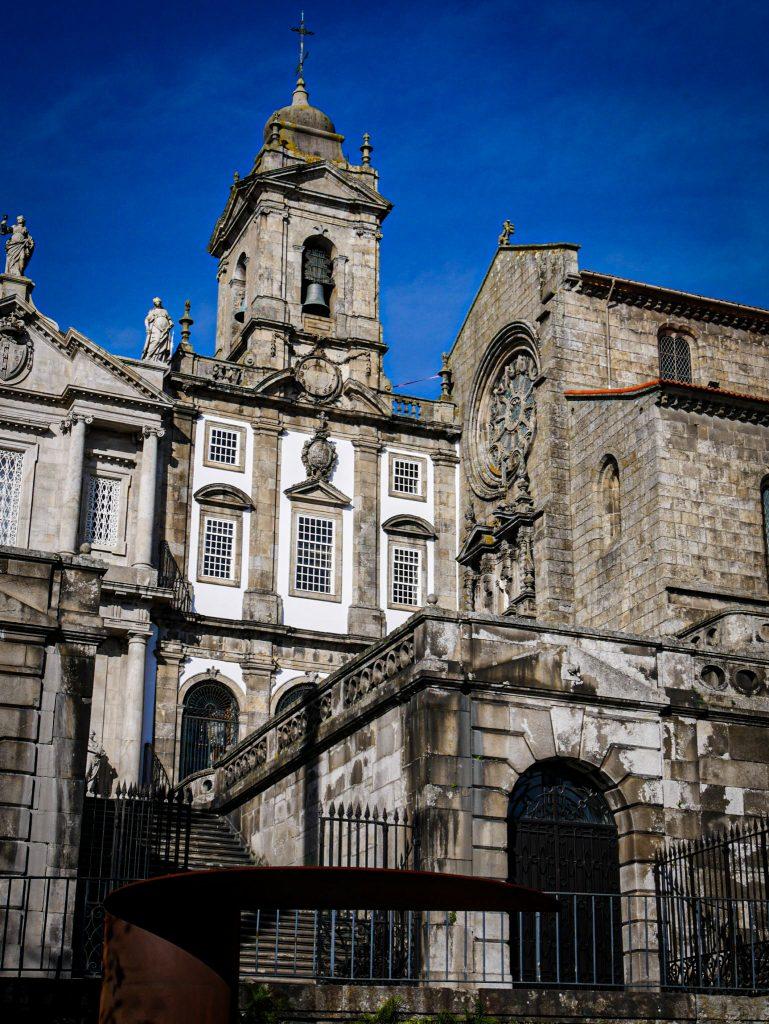 Église São Francisco - extérieur