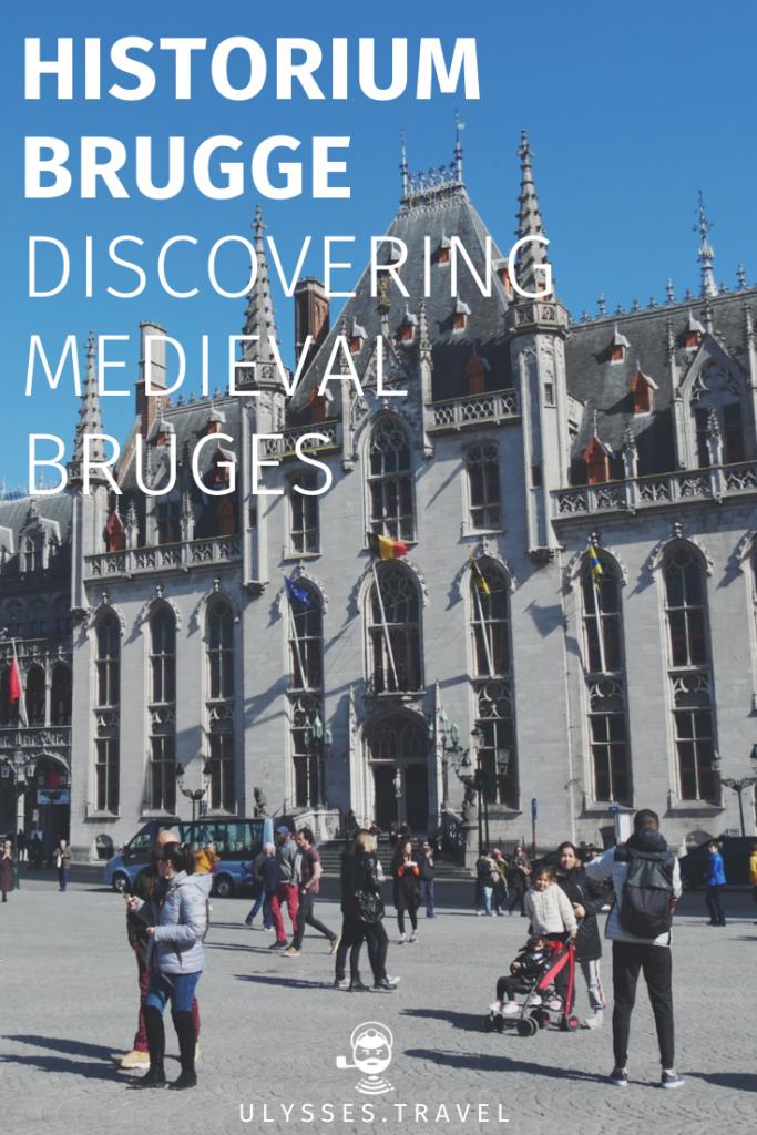 Historium Brugge Pinterest