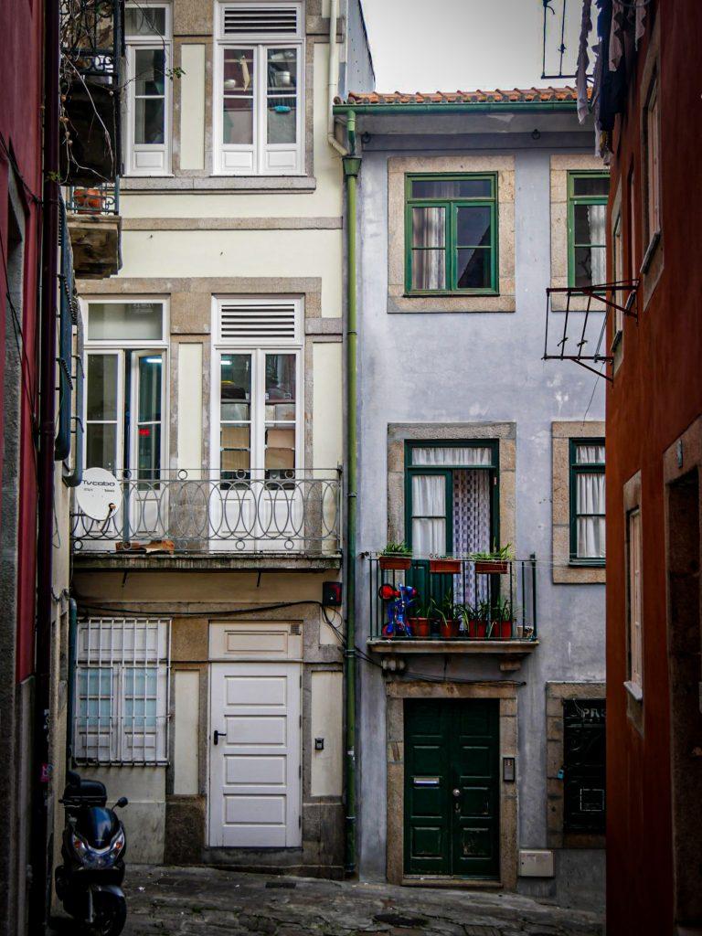 La Ribeira - ruelle - Porto