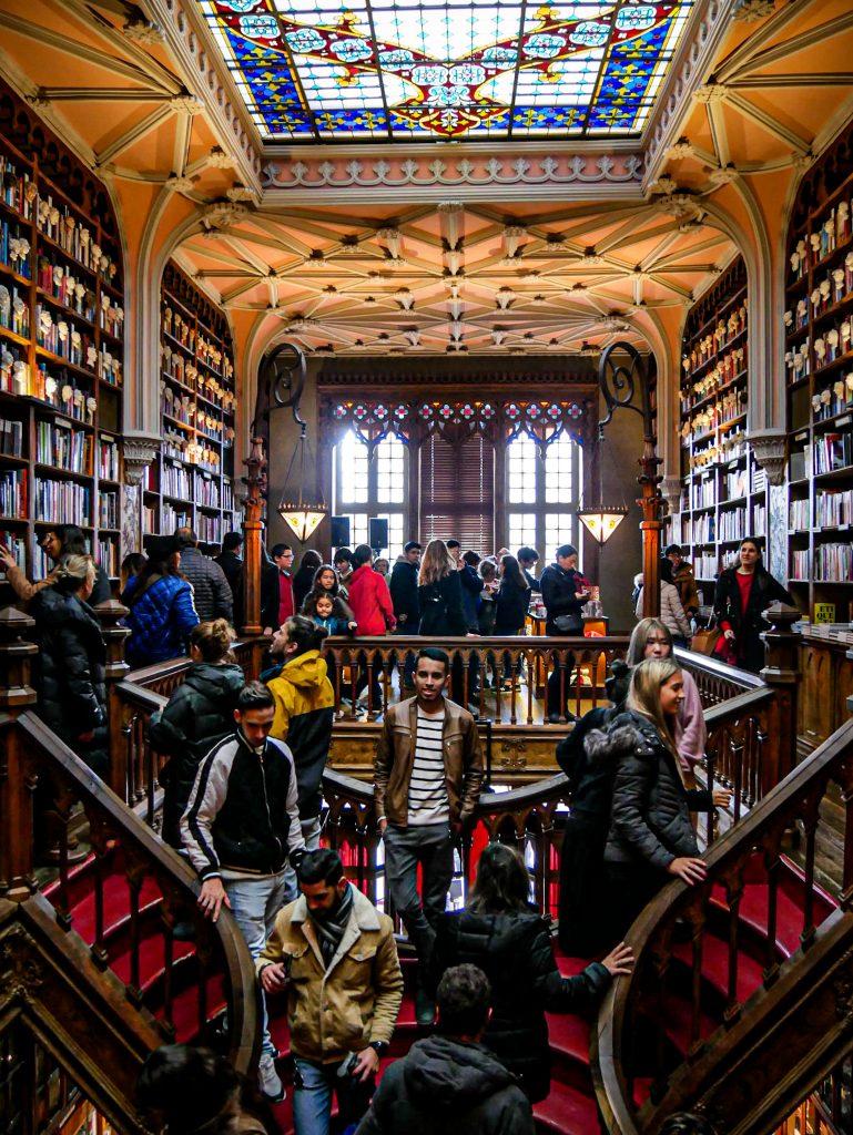 Librairie Lello de Porto