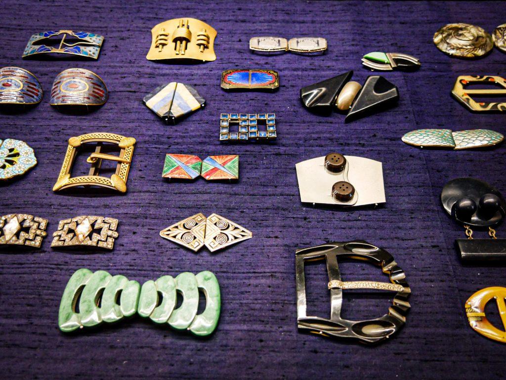 Musée Soares dos Reis Porto - boucles de ceinture