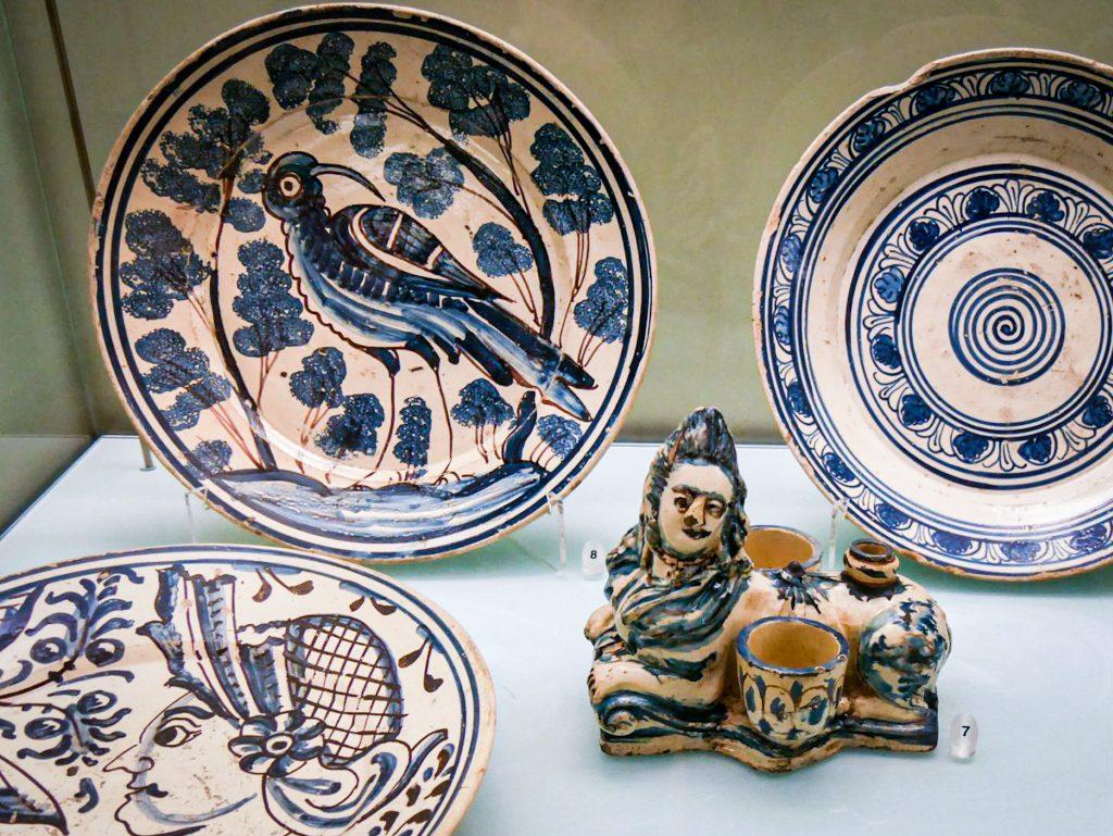 Musée Soares dos Reis - faïence