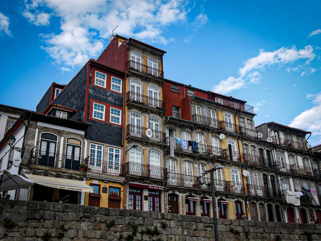 Quai de la Ribeira - Porto