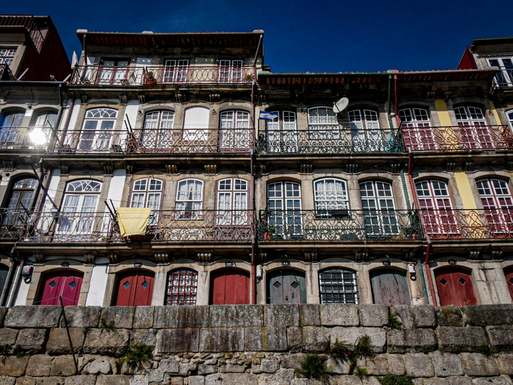 Rives du Douro - la Ribeira - Porto