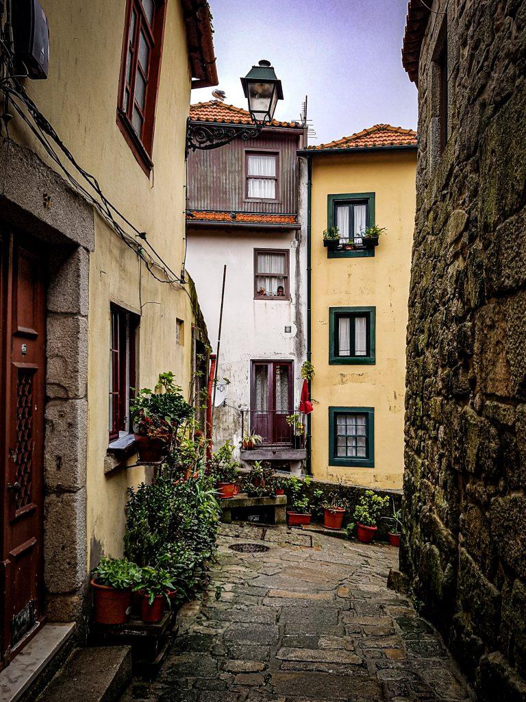 Rue de la Ribeira Porto