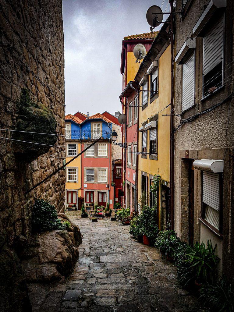 Ruelle de la Ribeira Porto