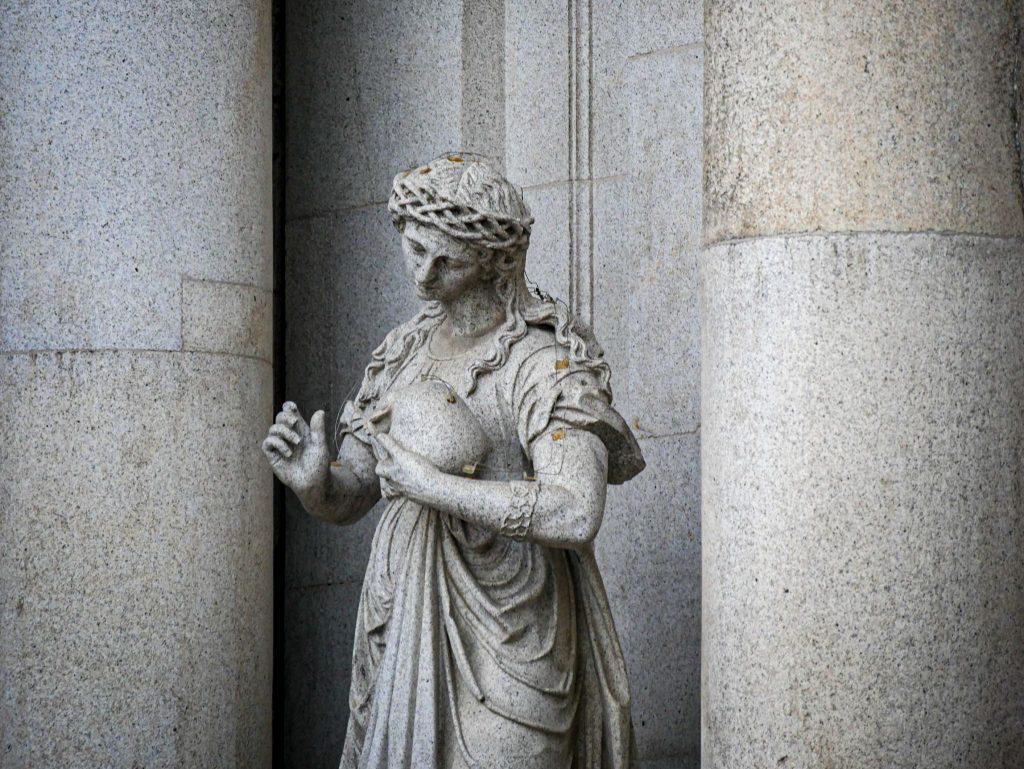 Statue - Église São Francisco