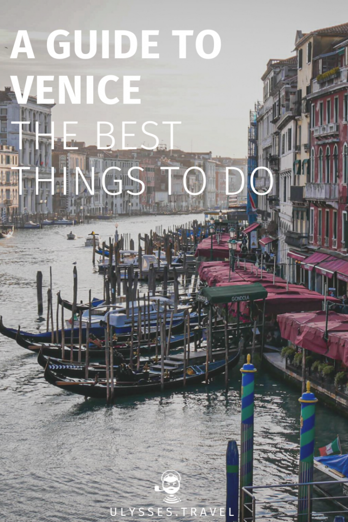 A Guide to Venice - the best things to do - Pinterest