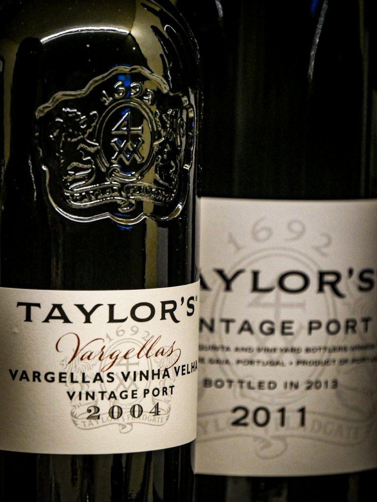 Bouteille de Porto Taylor's