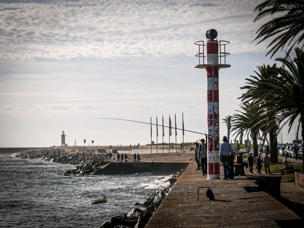 Foz do Douro - Porto - phare